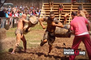 Spartan Race Gladiator Pit